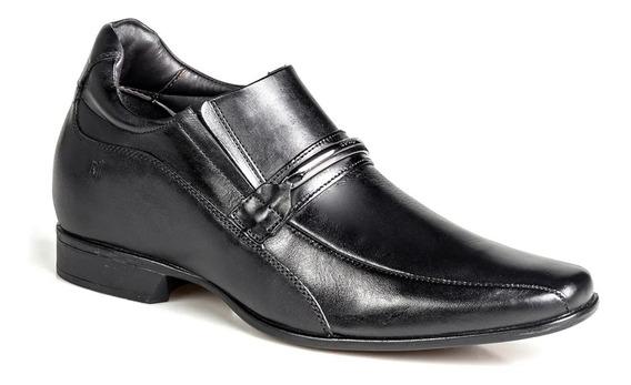 Sapato Rafarillo Vegas Alth Você + Alto 7cm 3270 Couro