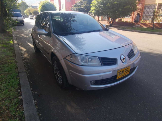 Renault Megan Fase Ii Dinamique Mt 2000 Hatch Back Techo El