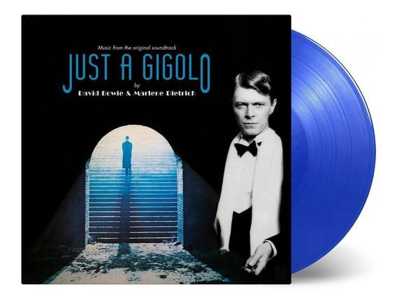 David Bowie Just A Gigolo Vinilo Single Color Nuevo Rsd 2019