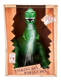 Dinosaurio Rex De Toy Story - Habla Y Se Mueve Disney Store