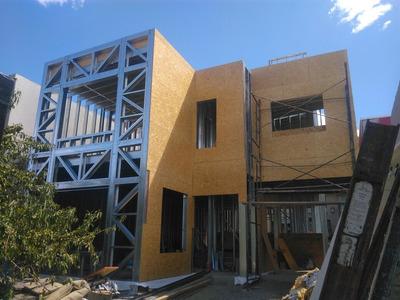 Construcción En Steel Framing