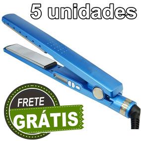 d4fec54b1 Kit 5 Prancha Titanium - Beleza e Cuidado Pessoal no Mercado Livre ...