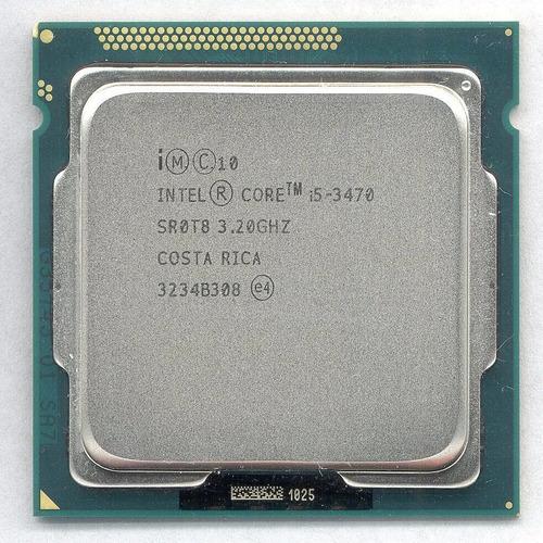Imagem 1 de 1 de Processador Gamer Intel Core I5-3470 4 Núcleos E 3.2ghz Oem