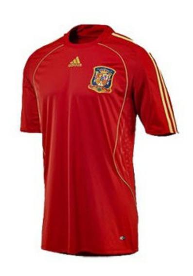 Camiseta Titular España 2008