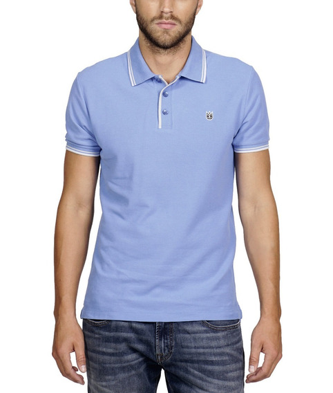 Exclusiva Polo Cult Of Individuality Xl Blue Shimuchan