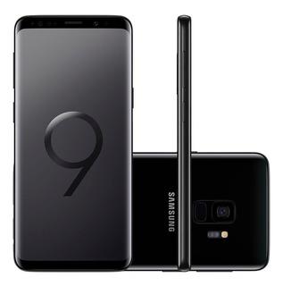 Samsung Galaxy S9 128gb 4g Vitrine Leia A Descrição