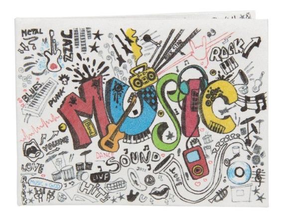 Carteira De Papel Tyvek - Ágora   Music