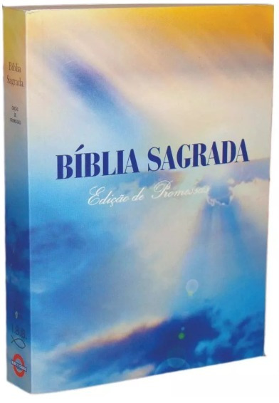Bíblia Sagrada Caixa De 64 Unidades