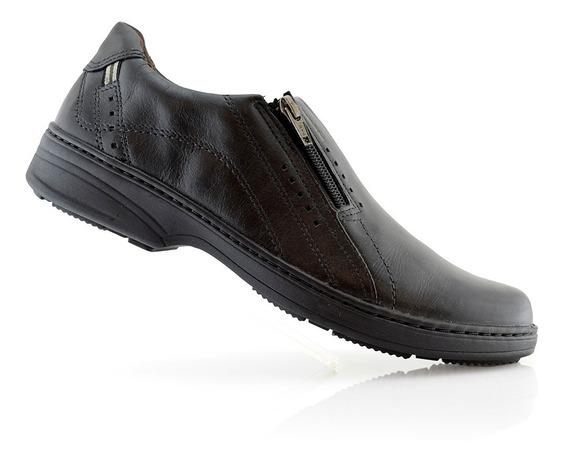 Zapatos Calzado Hombres Cuero 21209-01 Pegada -luminares