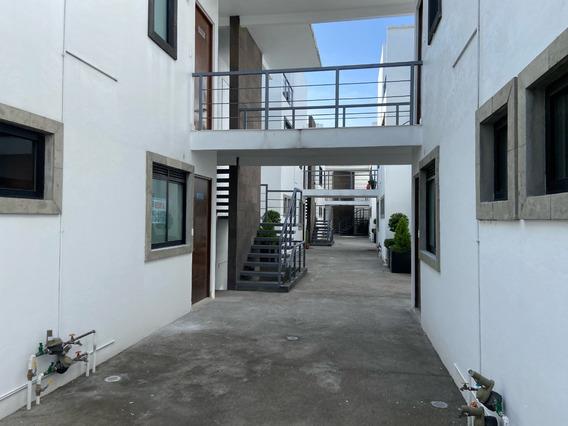Precioso Penthouse En Cuajimalpa Con 75 M2 De Roof Garden