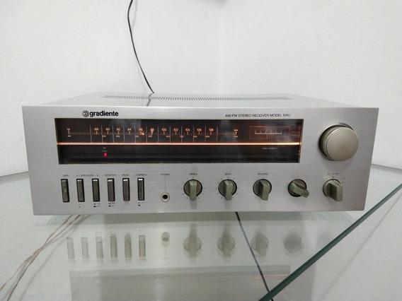 Receiver Amplificador Tuner Radio Gradiente Model 1060