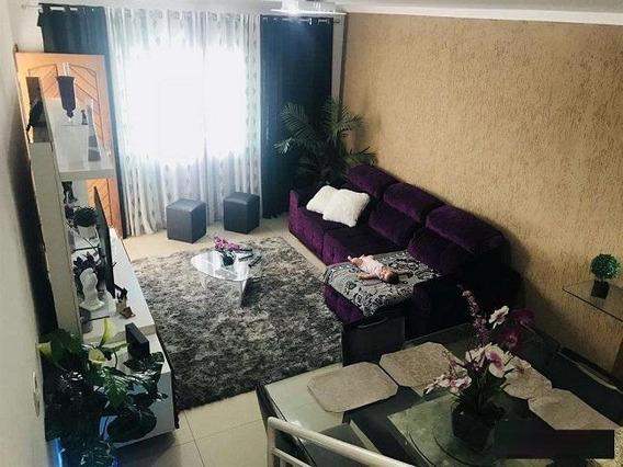 Sobrado Em Jardim Eliane, São Paulo/sp De 0m² 3 Quartos À Venda Por R$ 420.000,00 - So618302