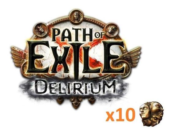 X10 Exalted Orb Delirium League Path Of Exile (pc)