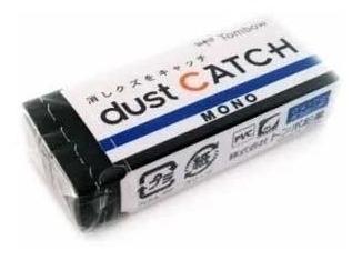 Borracha Plástica Preta Tombow Mono Dust Catch Macia Soft