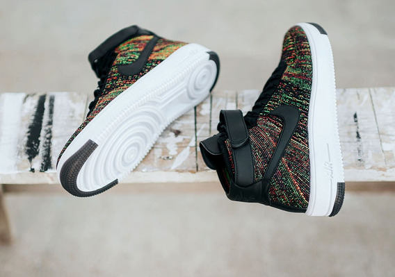 Tênis Nike Air Force 1 Af1 - Ultra Flyknit Mid - 42