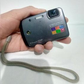 Câmera Fotogrática Digital Ge G3wp