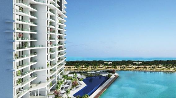 Penthouse De 3 Recamaras Lujo En Venta En Puerto Cancun