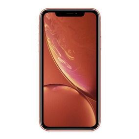 iPhone Xr Apple Coral, 128gb Desbloqueado - Mryg2bz/a