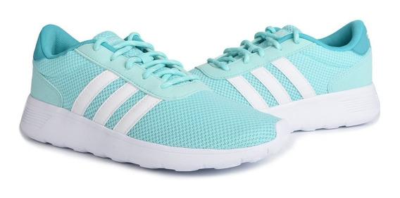 Tenis adidas Lite Racer W Aqua Mujer Correr