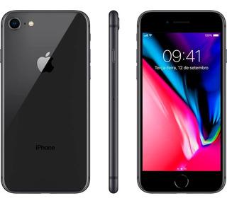 Apple iPhone 8 64 Gb Vitrine + Brinde Envio Imediato