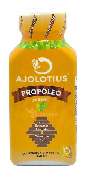 Ajolotius Jarabe Propóleo Puro 120 Ml Vitamina C