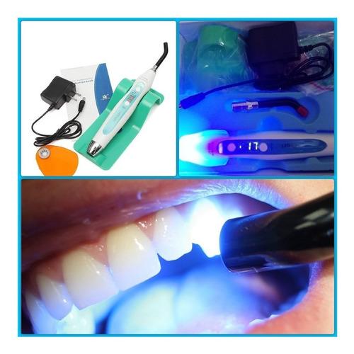 Lampara Fotocurado Odontología No Imitaciones! ( Ecuaclick )