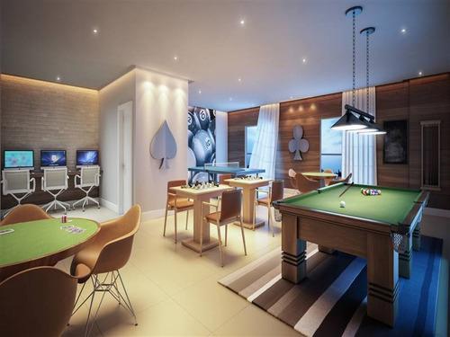 Imagem 1 de 15 de Apartamento - Venda - Forte - Praia Grande - Mjr13
