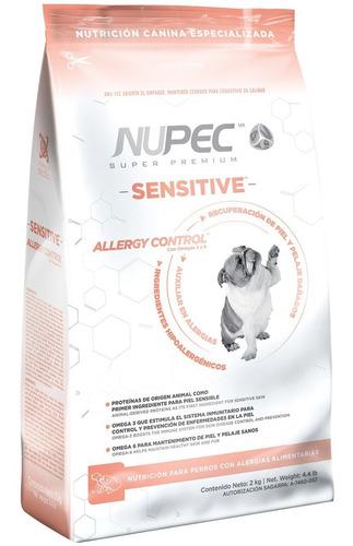 Imagen 1 de 1 de Nupec Sensitive 8 Kg. Nuevo Y Original