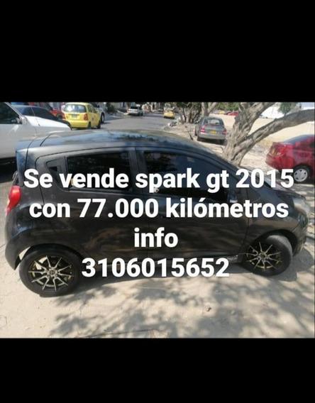 Chevrolet Spark Gt Spark Gt