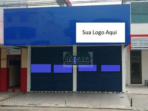 Ponto À Venda, 252 M² Por R$ 1.500.000,00 - Cachoeirinha - Manaus/am - Pt0182