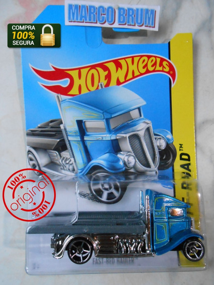 Hot Wheels Fast-bed-hauler (p53) Leia Todo O Anuncio
