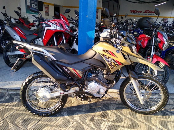 Yamaha Xtz 150 Crosser Z 2018 Moto Slink