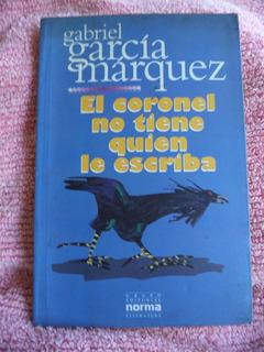 El Coronel No Tiene Quien Le Escriba García Márquez Cpx2073