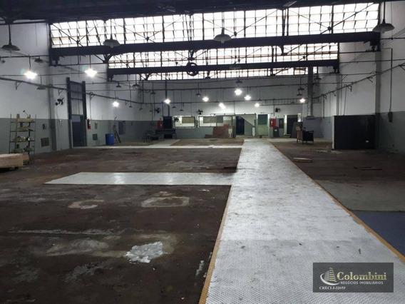 Galpão Maravilhoso Industrial Cabine Primaria 300 Kva Área Industrial Próximo Chico Mendes - Ga0064