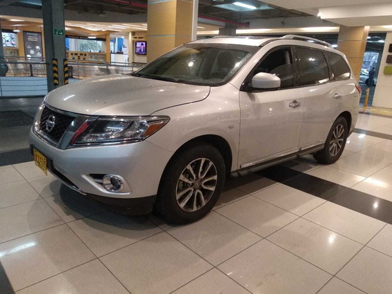 Nissan Pathfinder New At 4x4 7 Ptos