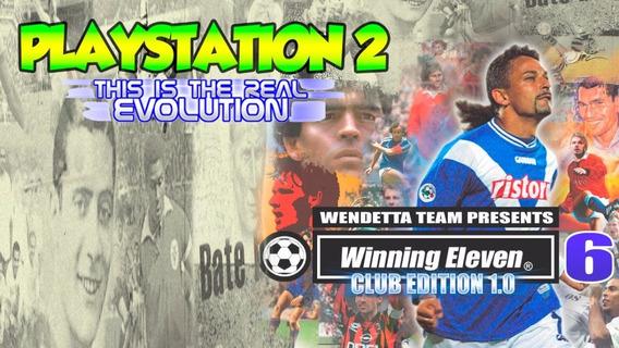 Winning Eleven 6 We7 We8 We9 We10 - Patch Futebol Tudo Aqui