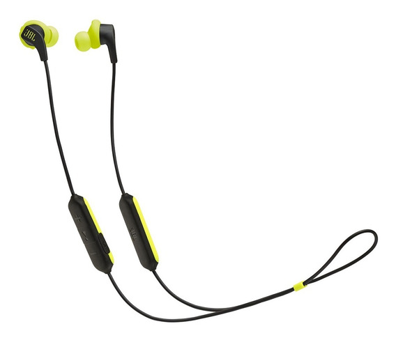 Fone Esportivo Jbl Endurance Run Bluetooth À Prova De Suor