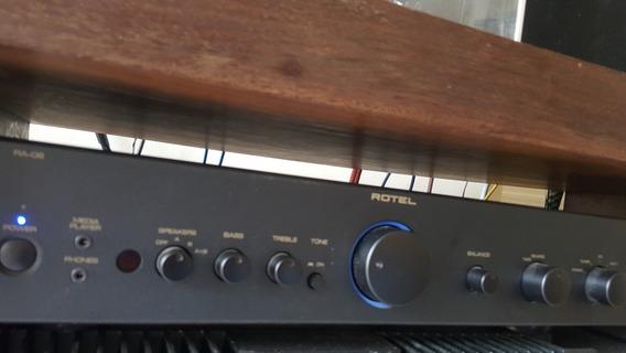 Amplificador Integrado Rotel Ra06 Ñcambridge Nad Marantz