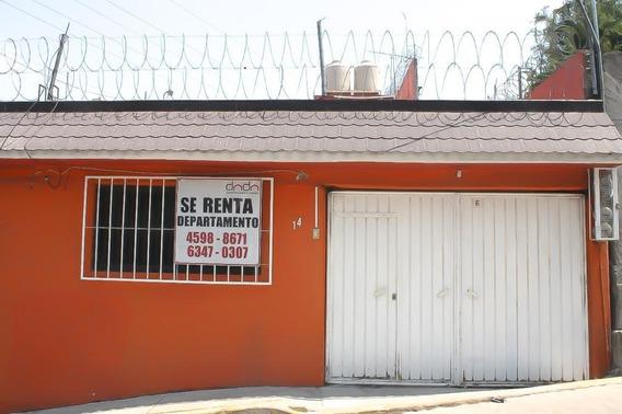 Renta De Departamento En San Miguel Xochimanga