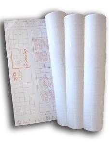 Papel Contac Transparente Decocel 20 Mts