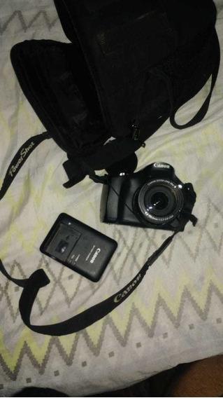 Câmera Cannon Sx40hs