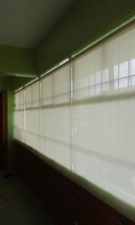 Persiana Enrollable Screen Malla Solar Promoción