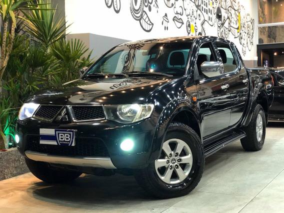 L200 Triton Hpe 2011 Turbo Diesel 4x4 Automatica Top