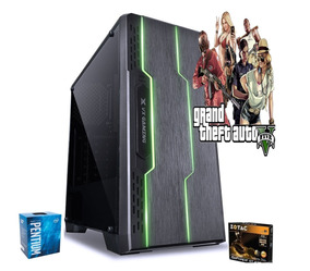 Pc Gamer Cpu Intel Pentium 8gb 500gb Geforce Gt 430 1gb