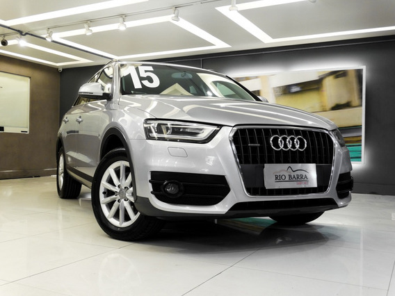 Audi Q3 Attraction Tfsi 2015