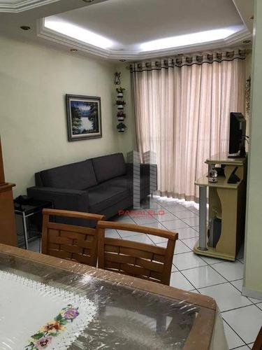 Apartamento À Venda, 66 M² Por R$ 490.000,00 - Vila Prudente - São Paulo/sp - Ap2896