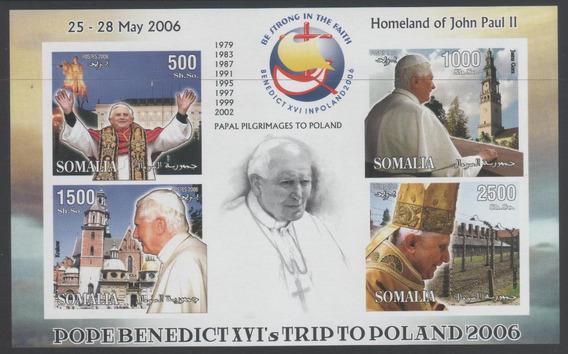 Somalia 2006 Muerte Papa Juan Pablo Ratzinger S/dentar (2)
