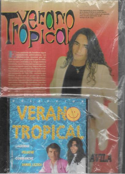 Reviposter Verano Tropical 5 Daniel Agostini Cd+fasciculo