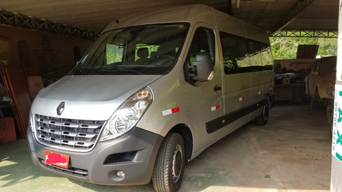 Imagem 1 de 9 de Renault Master 2.3 Dci Diesel Minibus Executive 16 L3h2 2020