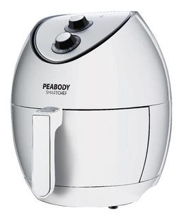Freidora sin aceite Peabody PE-AF605 blanca 220V